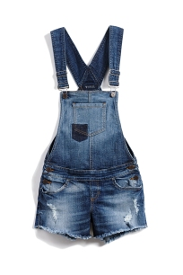 GUESS Originals Paulette Shortall Dark $108