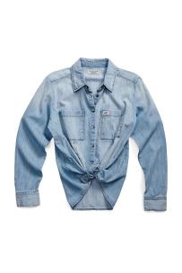 GUESS Spring14 LS Charlotte Shirt $79.50