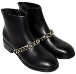 forever-21-chained-faux-leather-booties-black-givenchy-laura-knockoffs