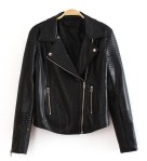 outerwear-black-faux-leather-lapel-zip-decor-moto-jacket-008710