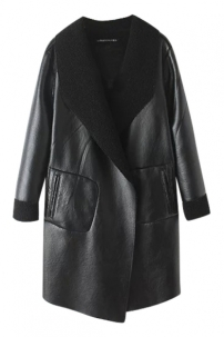 http://www.beautifulhalo.com/plain-lapel-columbia-pu-faux-fur-open-front-long-coat-p-245201.html